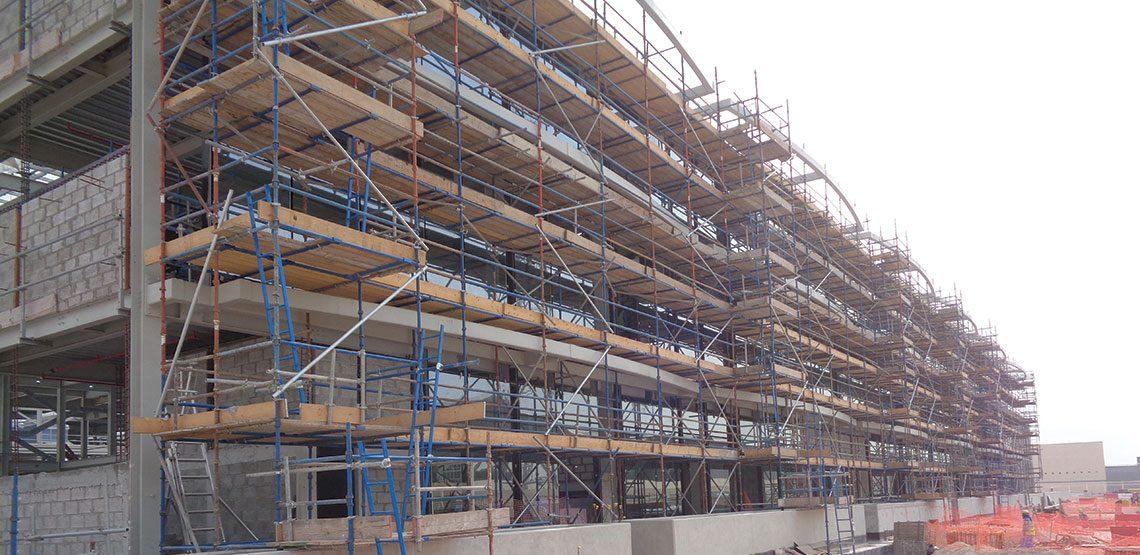 Qatar Foundation QSTP Tech 4 Buildings - Butec